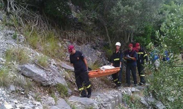 Πάπιγκο: Νεκρός ο ορειβάτης αστυνομικός