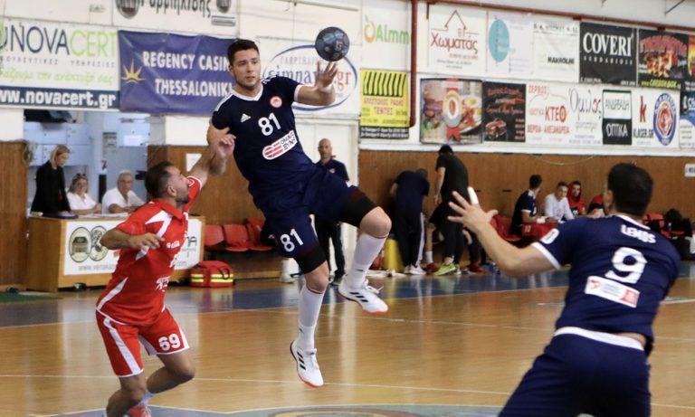 Handball Premier: Έκαναν το «4 στα 4» Ολυμπιακός και ΑΕΚ