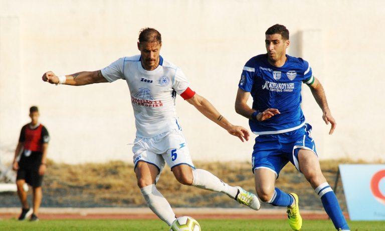 Football League: Δείτε τα γκολ της 4ης αγωνιστικής (vid)