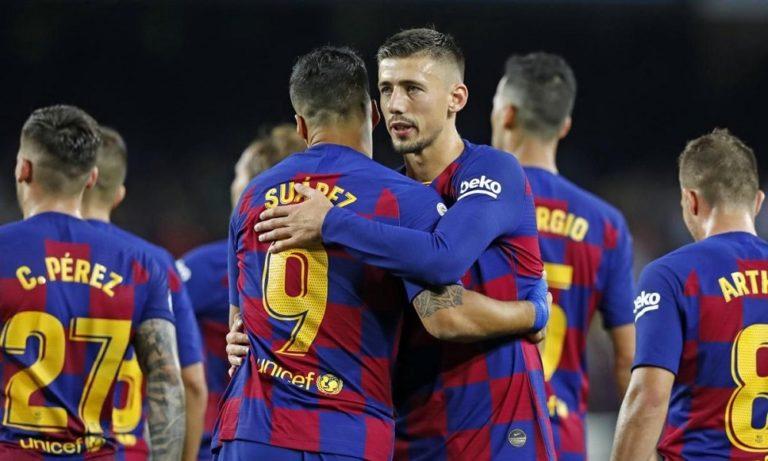 Champions League: Τα φώτα στο «Καμπ Νου»