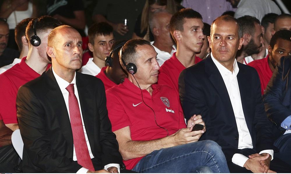 Μπλατ: «Υπήρχαν προβλήματα στον Ολυμπιακό, αποφασίσαμε ότι ήταν καλύτερο να φύγω» - Sportime.GR