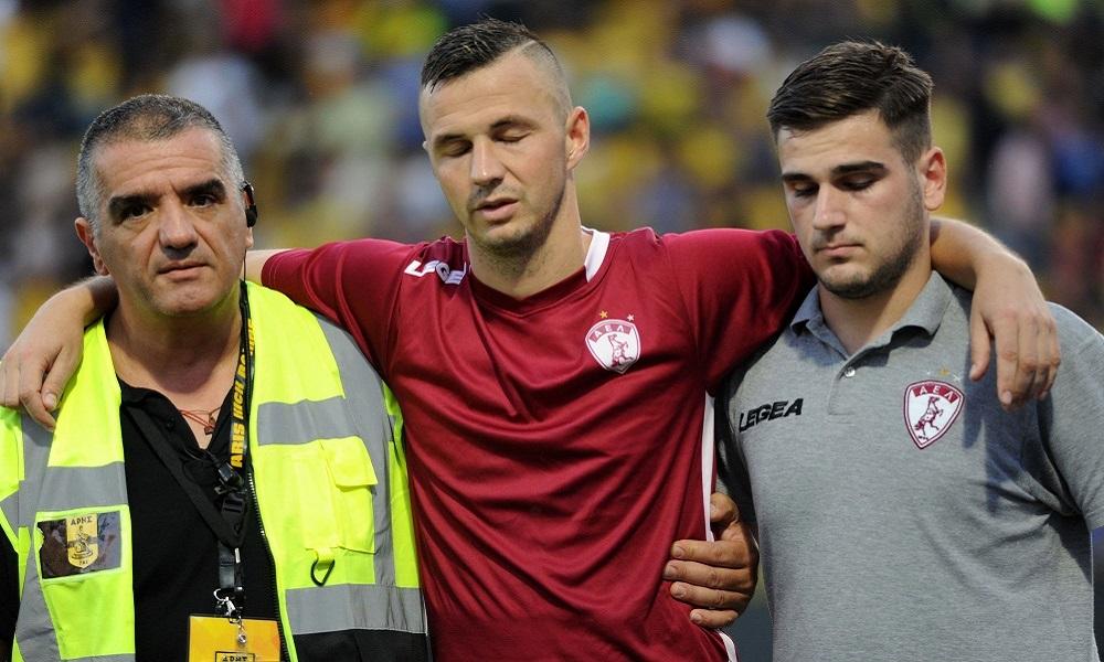ΑΕΛ: Δεν χάνει την ΑΕΚ ο Σετσέροβιτς