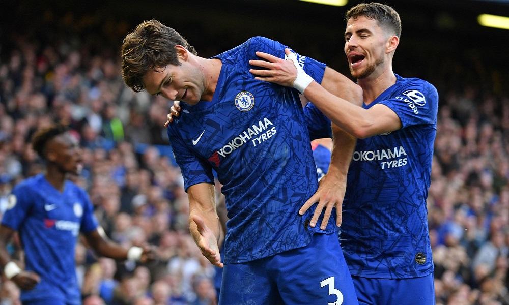 Premier League: Νίκη για Τσέλσι, γκέλα η Τότεναμ (vid)