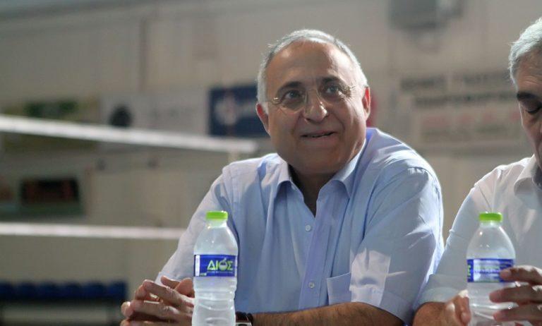 Δρακόπουλος: «Από ότι φαίνεται ο Ηρακλής δεν θα κινδυνέψει»