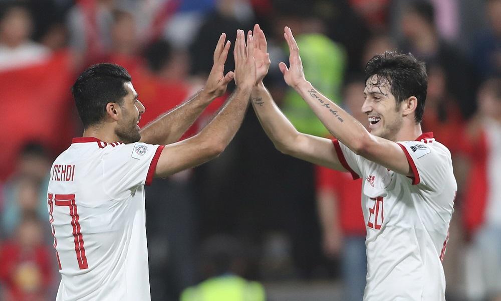 4 γκολ ο Ανσαριφάρντ, 14 το Ιράν! (vid)