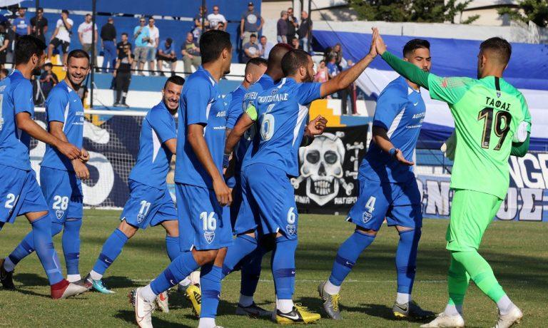 Football League: Τα γκολ της 5ης αγωνιστικής (vid)