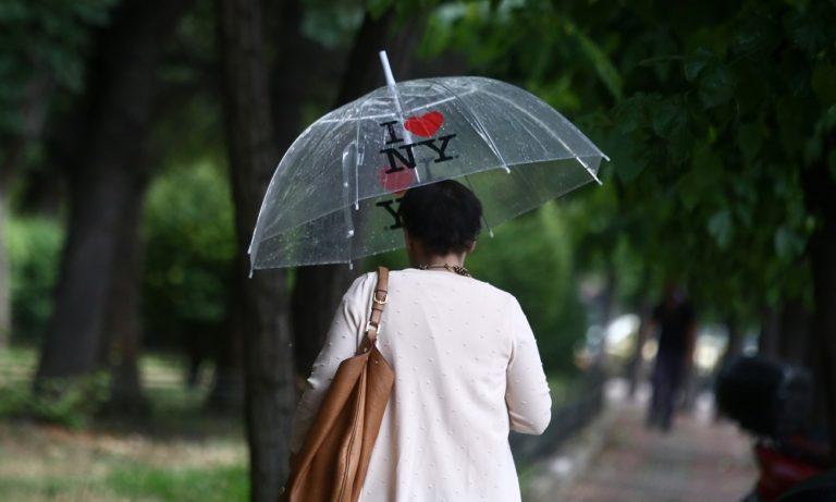 Καιρός: Έρχονται βροχές και πτώση θερμοκρασίας