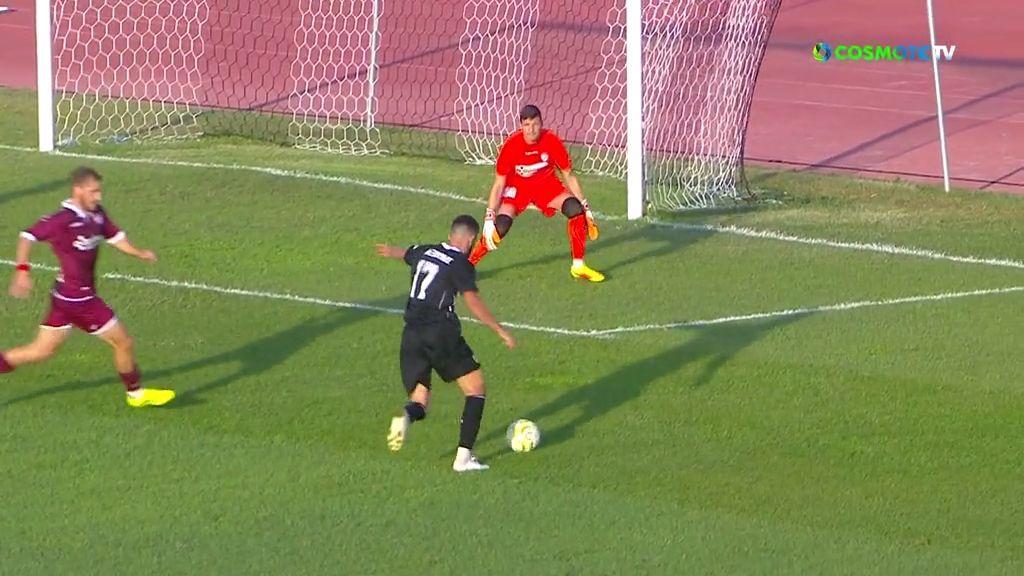 Καλαμάτα – ΑΕΛ 2-0: O Αλεξόπουλος «χτύπησε» ξανά (vid)