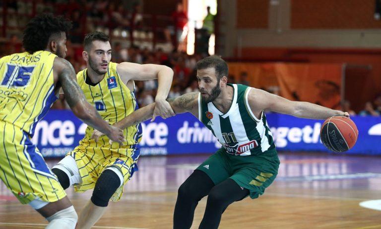 Basket League-Top 5: «Πράσινη» μαγεία στην κορυφή! (vid)