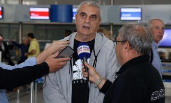 Πεδουλάκης: «Σε σωστό δρόμο ο Παναθηναϊκός για τα εκτός έδρας ματς»