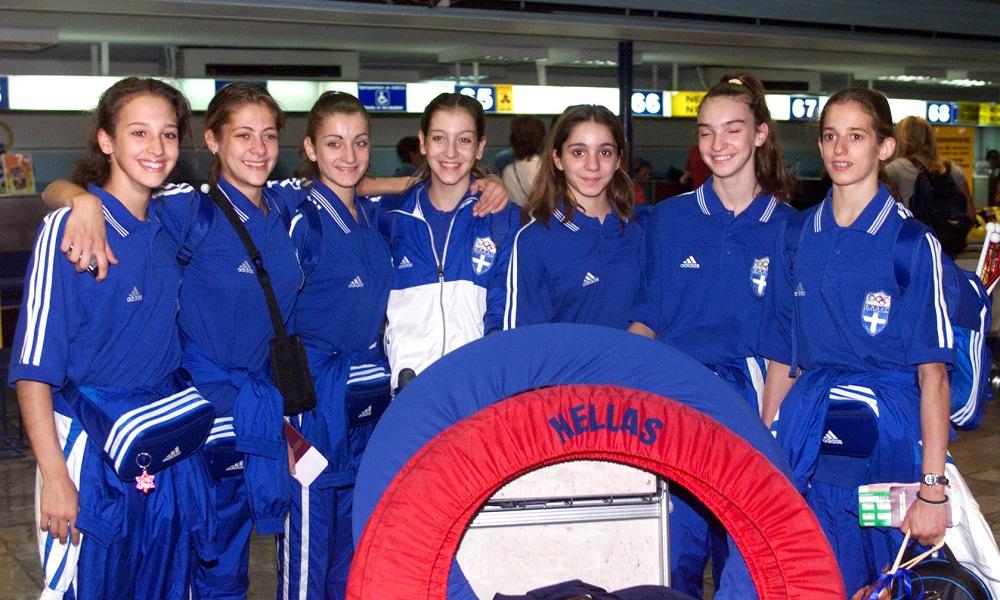 Σαν σήμερα 3/10: Τα κορίτσια της Εθνικής ανσάμπλ στην κορυφή του κόσμου!