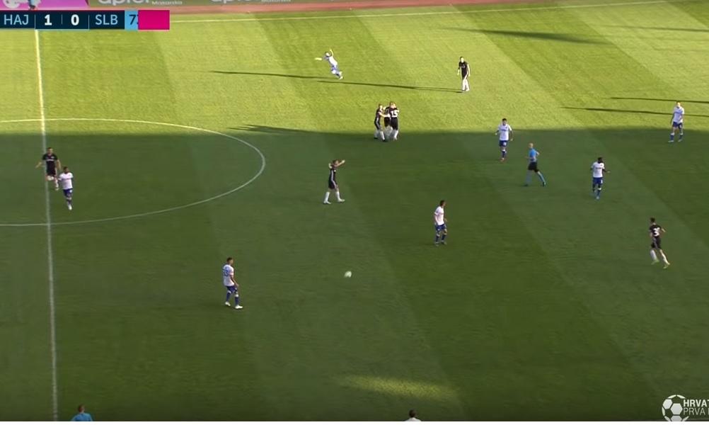 Η Σλάβεν Μπελούπο πανηγυρίζει γκολ που δεν… μπήκε και δέχεται τέρμα (vid)
