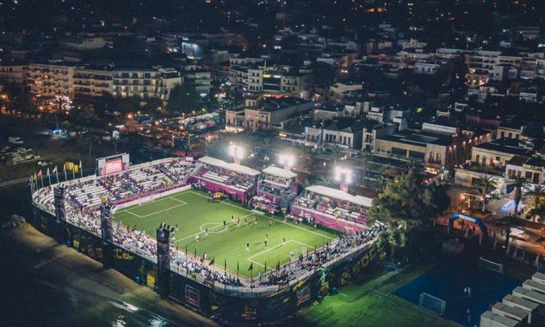Socca World Cup: Πρεμιέρα για την Ελλάδα κόντρα στο Μεξικό
