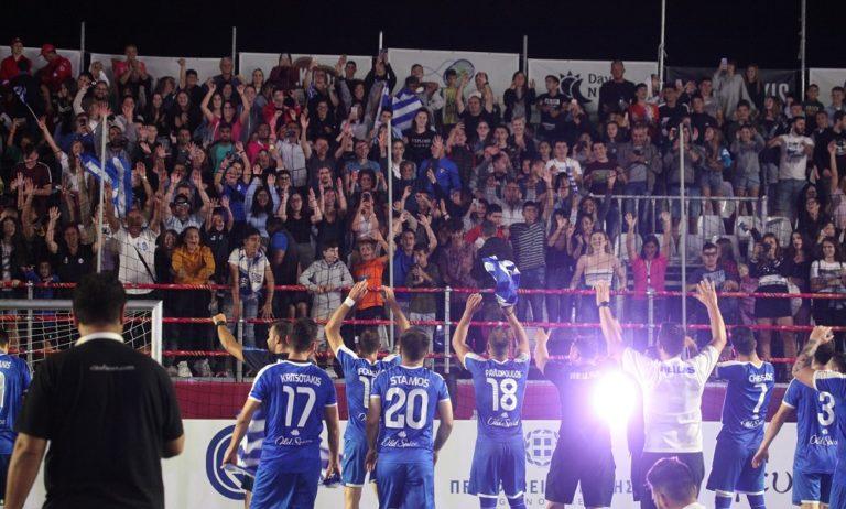 Όλη η Κρήτη στο ρυθμό τουSocca World Cup2019 με τον ΟΠΑΠ
