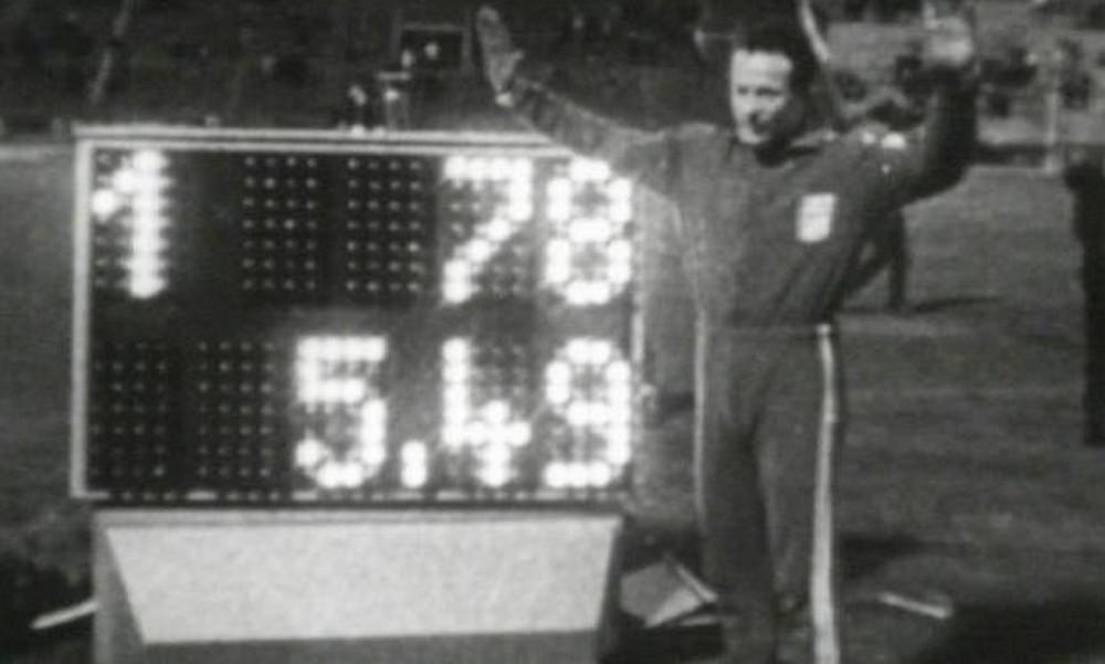 Χρήστος Παπανικολάου: Το ιστορικό παγκόσμιο ρεκόρ!