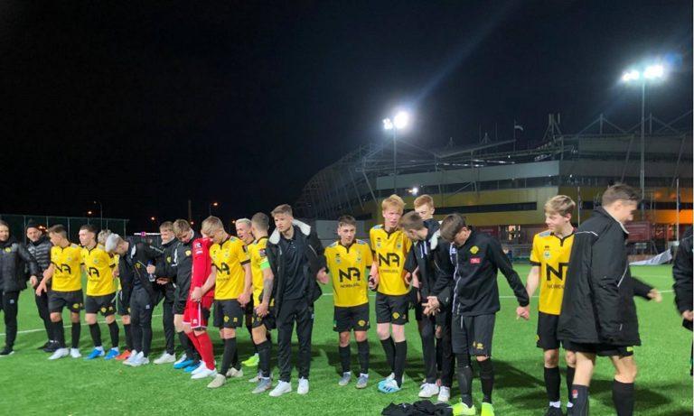 ΕΠΟΣ: Αγώνας Youth League έληξε 1-12!