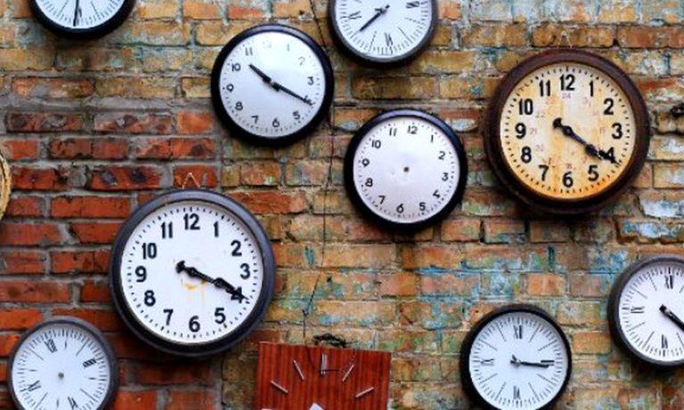 Αλλαγή ώρας 2019: Πότε πάμε τα ρολόγια πίσω
