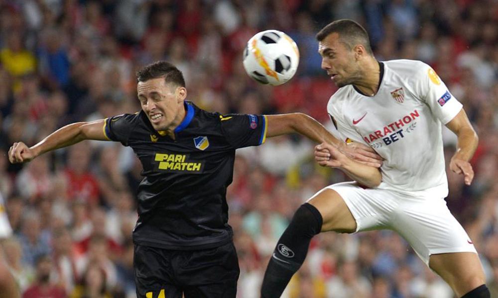 UEFA Ranking: Η Ελλάδα πλησίασε την Κύπρο και ελπίζει στη