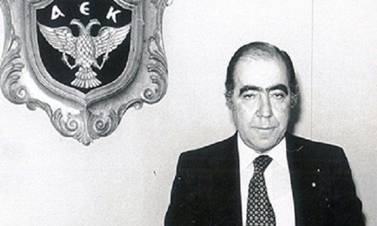 ΑΕΚ: Στο μνήμα του Λουκά Μπάρλου, η «κιτρινόμαυρη» οικογένεια (pic)