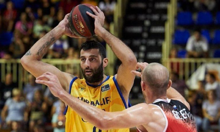 ACB: Μεγάλη εμφάνιση Μπουρούση, νίκη για Γκραν Κανάρια (vid)