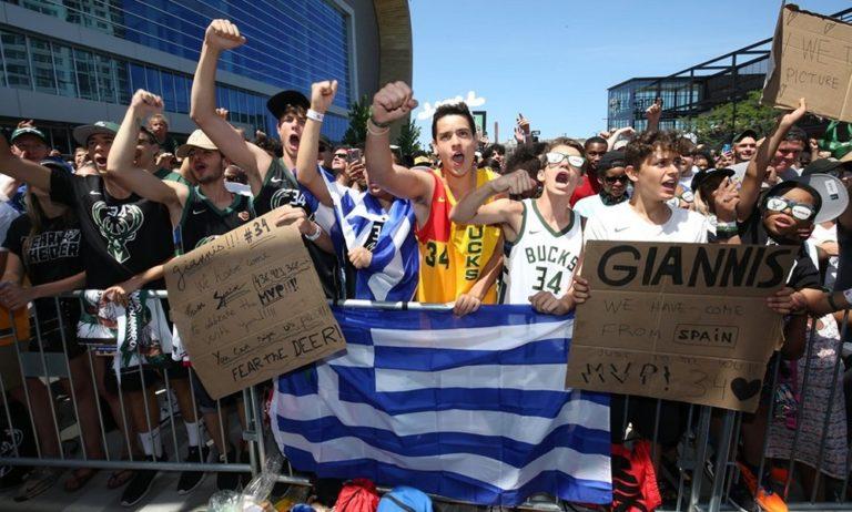 Μπακς: «Χρόνια πολλά Ελλάδα, χρόνια καλά Έλληνες»