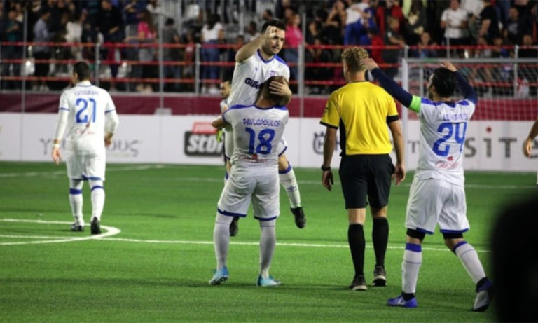 Socca World Cup 2019: Τελείωσε και την Κροατία η Ελλάδα! (vid)