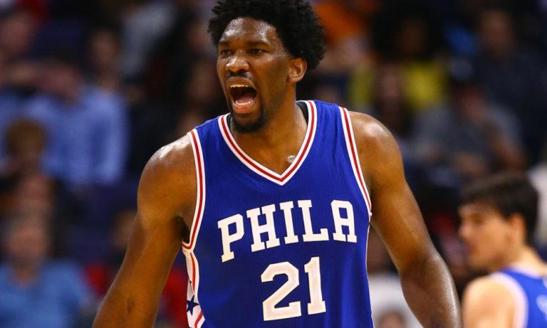 Εμπίιντ: «Να βγω MVP και καλύτερος αμυντικός του NBA»