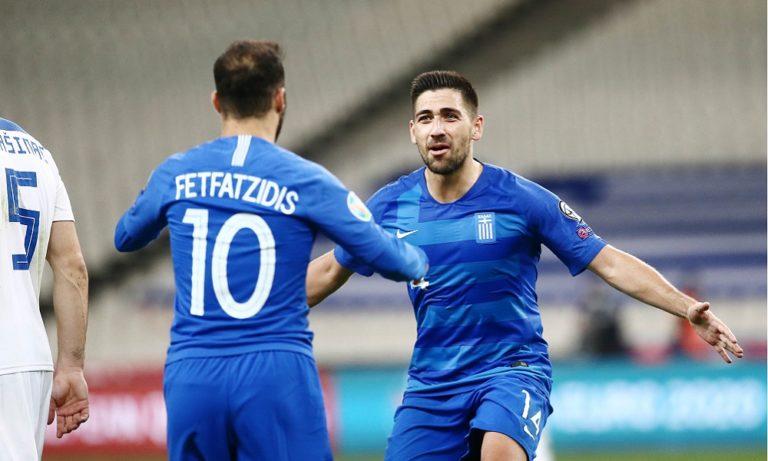 Ελλάδα – Βοσνία 2-1: Έτσι νίκησε η Εθνική (vids)