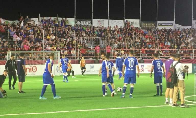 Socca World Cup: Έμεινε στο μηδέν η Εθνική – Εντυπωσιακή έναρξη