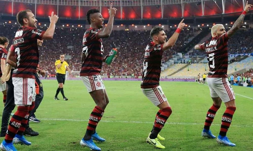 Copa Libertadores: Στον τελικό κόντρα στη Ρίβερ η Φλαμένγκο (vid)