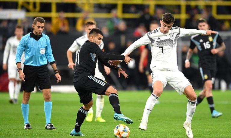 Στο φινάλε η Αργεντινή, 2-2 με Γερμανία, διατήρησε το αήττητο! (vids)