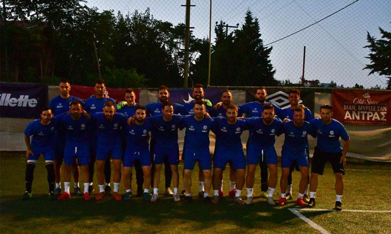 SOCCA World Cup 2019: Στους «16» του κόσμου η Ελλάδα!