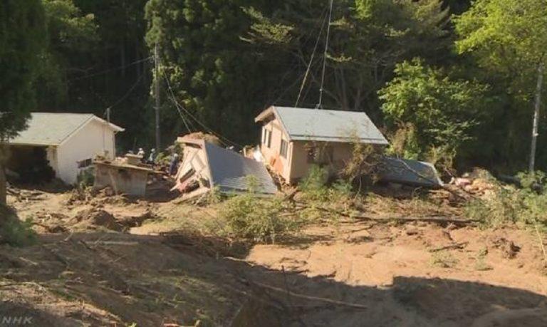 Ιαπωνία: «Φονικός» ο τυφώνας Χαγκίμπις, τουλάχιστον 14 οι νεκροί (vids+pics)