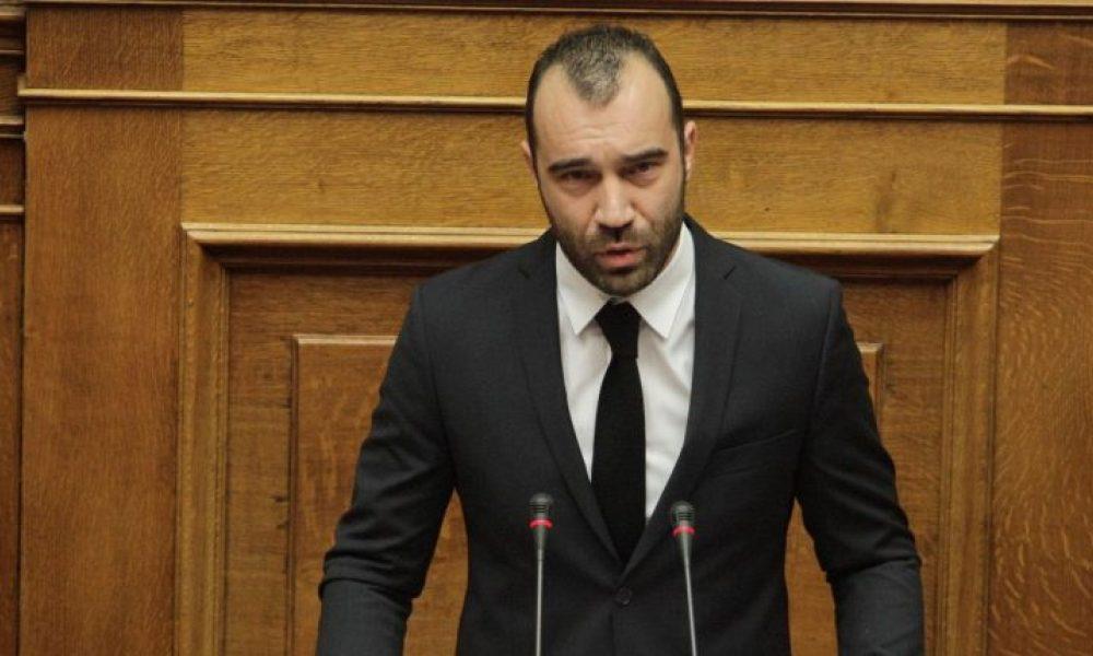 Ηλιόπουλος: «Δεν είχα ακούσει ποτέ για τάγματα εφόδου στη Χρυσή Αυγή» - Sportime.GR
