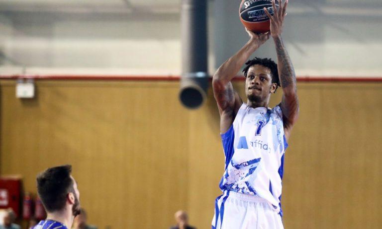 Basket League-Top 5: «Οδοστρωτήρας» Τζόουνς (vid)
