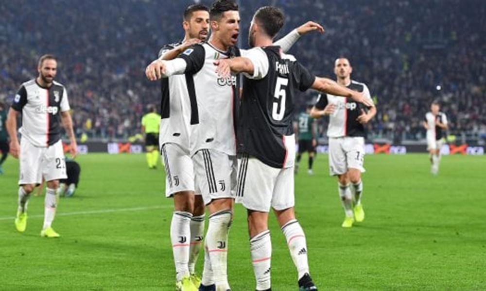 Serie A: Σφυροκόπημα από «Γιούβε», αλλά παραλίγο να γκελάρει (vid)