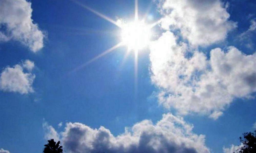 Καιρός 14/10: Καλοκαιρινό τοπίο με υψηλή θερμοκρασία