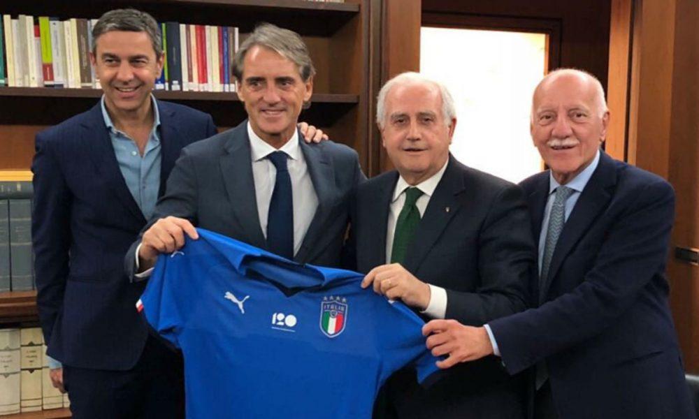 Εθνική Ιταλίας: Επεκτάθηκε το συμβόλαιο του Μαντσίνι - Sportime.GR
