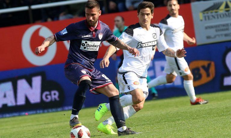 Επιβεβαίωση Sportime: Μέχρι το 2022 στην ΑΕΛ ο Μιλοσάβλιεβιτς
