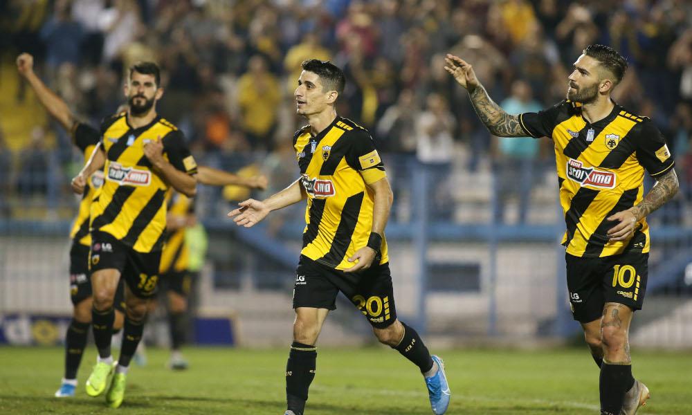 Ο Πέτρος Μάνταλος βρίσκεται στην καλύτερη χρονιά της καριέρας του και αυτό το λένε πλέον οι αριθμοί του την φετινή σεζόν στην Super League.