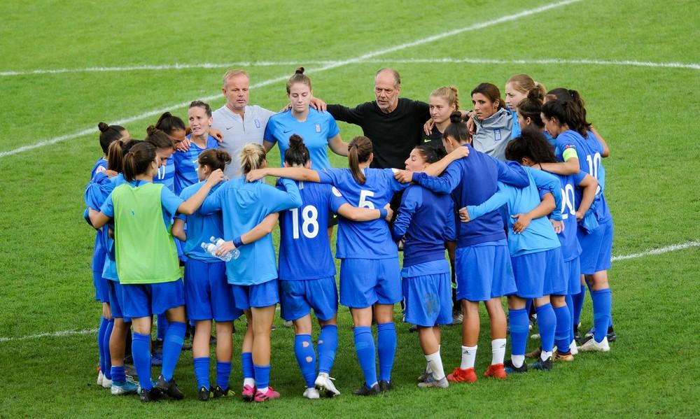 Ινφαντίνο: «1 δισ. ευρώ στο ποδόσφαιρο γυναικών»
