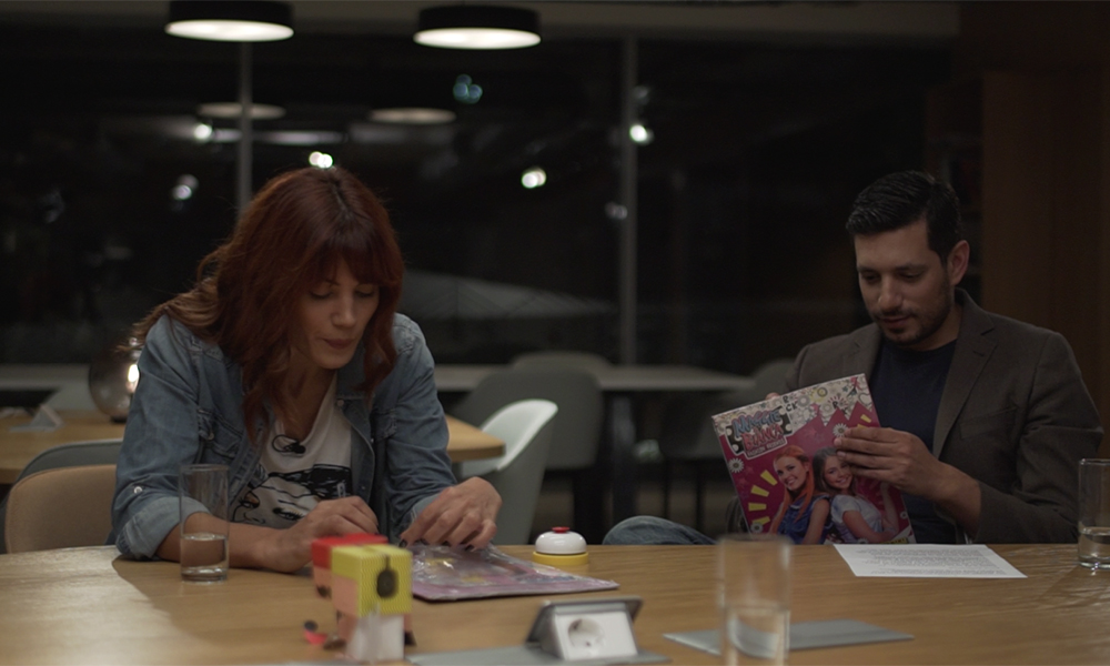RISE TV: Apolitic show με Κυρανάκη να διαβάζει Μ&Β! - Sportime.GR