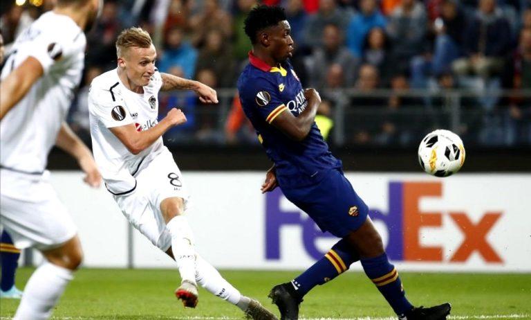 Europa League: «Κέρδισε» το… Χ (vids)