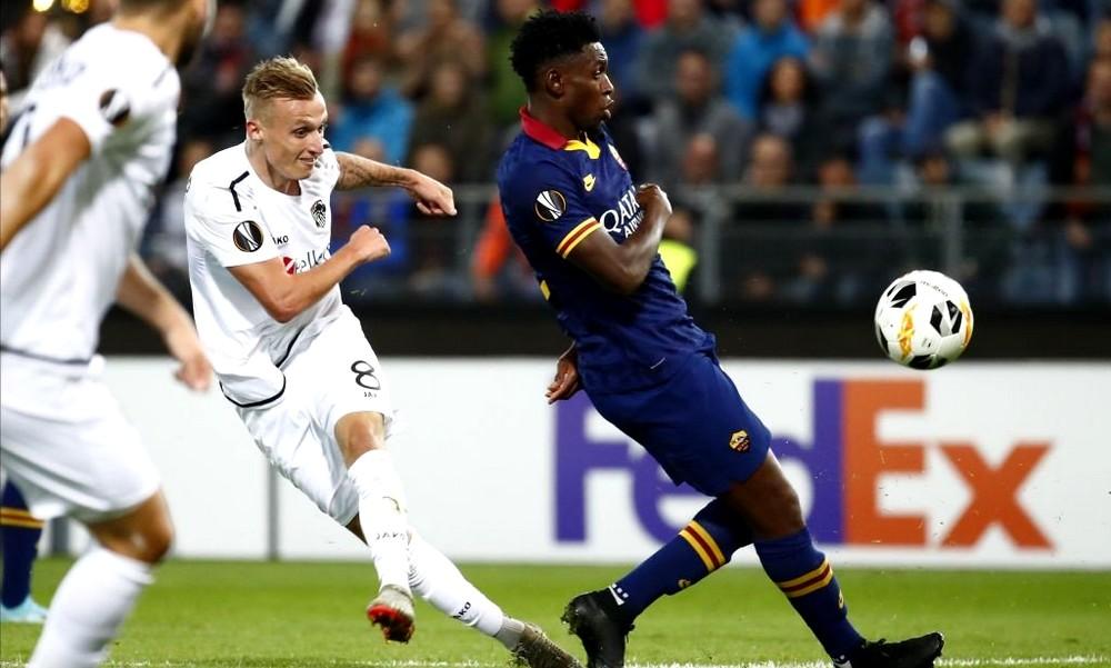 Europa League: «Κέρδισε» το… Χ (vids) - Sportime.GR