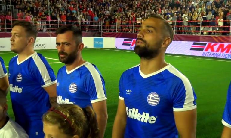 Socca World Cup: Η δεύτερη «μάχη» της Εθνικής