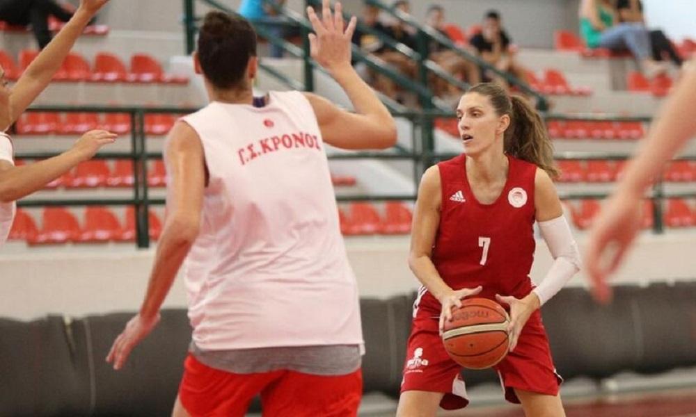 Ολυμπιακός: Επέμβαση για την Σπυροπούλου