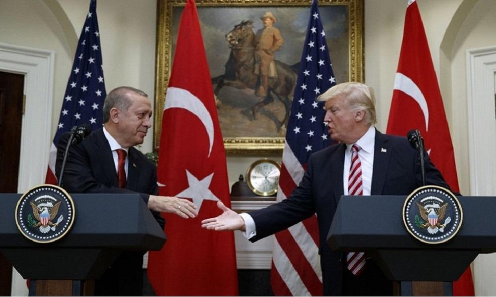 ΗΠΑ-Τουρκία: Συμφωνία για κατάπαυση πυρός 120 ωρών στη Συρία