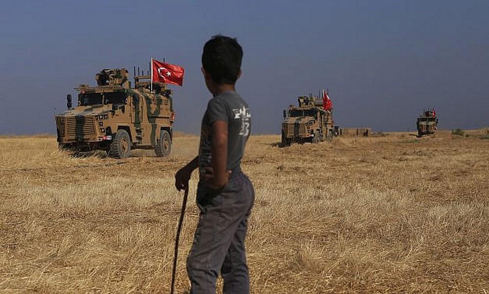 Λευκός Οίκος: «Πράσινο» για εισβολή της Τουρκίας στη Συρία