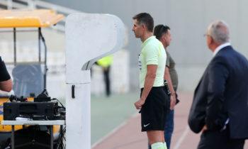 Παιχνίδι για τα πλέι οφ του Europa League ορίστηκε να διευθυνει ο Τάσος Σιδηρόπουλος.