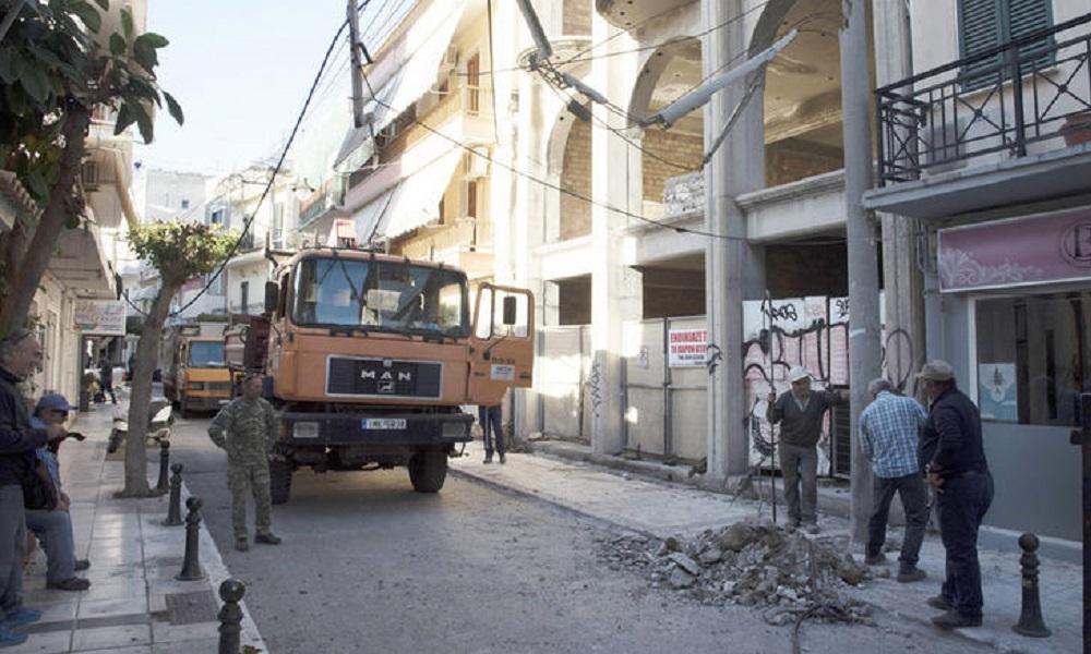 Σεισμός τώρα: Κουνήθηκε η Ζάκυνθος